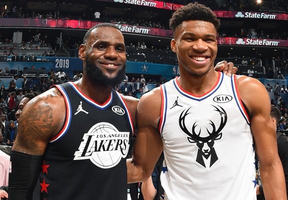 Superstarurile NBA, impresionate de prestația lui Giannis Antetokounmpo din finală