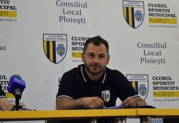 CSM Ploiești a oficializat transferurile lui Andrej Magdevski și Ismet Sejfic