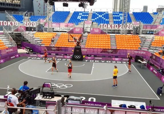 Programul naționalei României de 3x3 la Jocurile Olimpice de la Tokyo