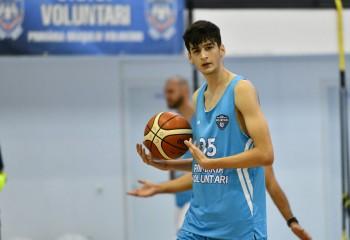Luca Colceag a ajuns la un acord cu U-BT Cluj-Napoca