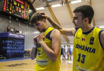 România pierde și cu Luxemburg la FIBA U20 European Challenger
