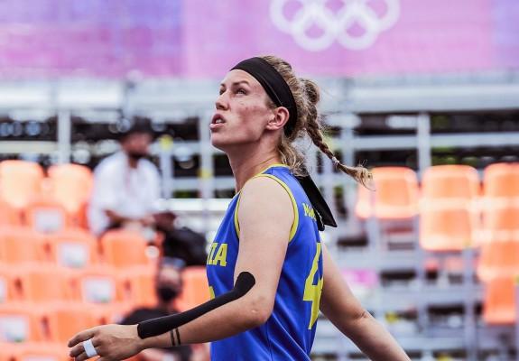 România a piedut cu Italia în cadrul întrecerii olimpice de 3x3