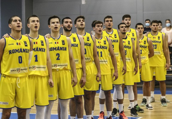 România a evitat ultima poziție la FIBA U20 European Challengers