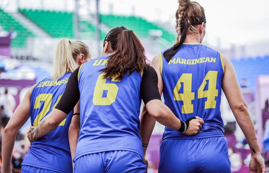 Naționala feminină de 3x3 a încheiat participarea la Jocurile Olimpice