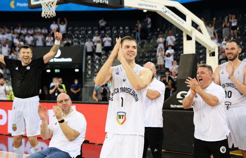 U-BT Cluj a anunțat oficial despărțirea de Donatas Tarolis