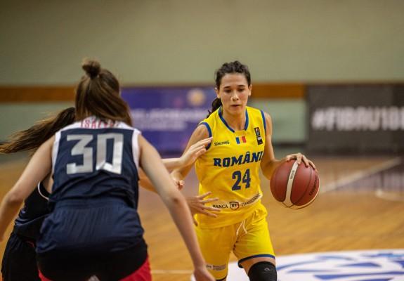 Letonia învinge România la U18 Women′s European Challengers