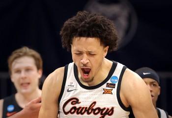 Cade Cunningham, prima opțiune în draft-ul din acest an din NBA