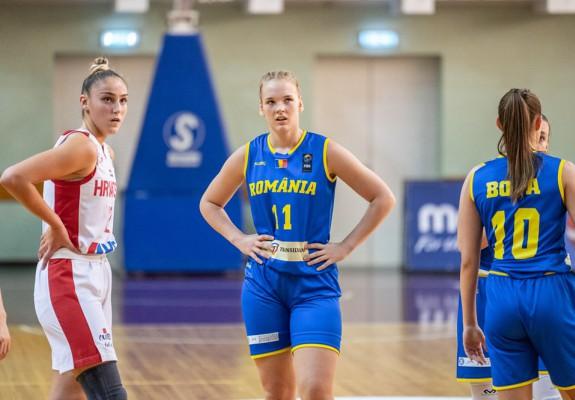 România a suferit un nou eșec usturător la U18 Women′s European Challengers