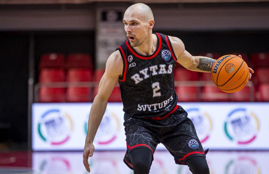 Dovis Bickauskis este noul conducător de joc al lui CSM CSU Oradea