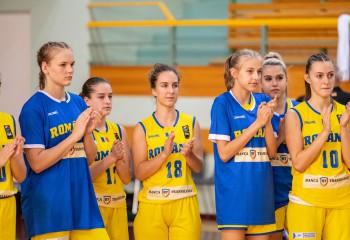 România, fără victorie în cadrul FIBA U18 Women's Challenger
