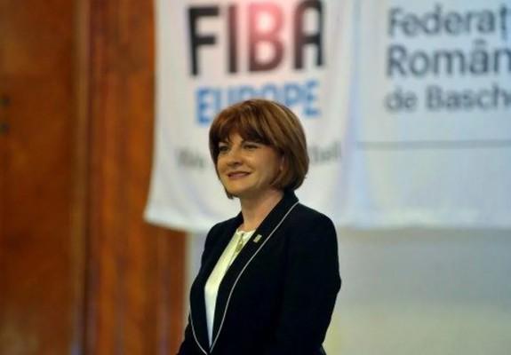 Exclusiv. Carmen Tocală a fost aleasă în funcția de președinte al FRB