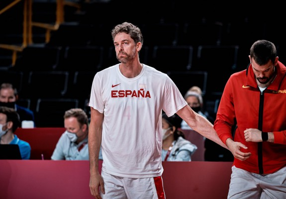 Frații Gasol s-au retras din naționala Spaniei