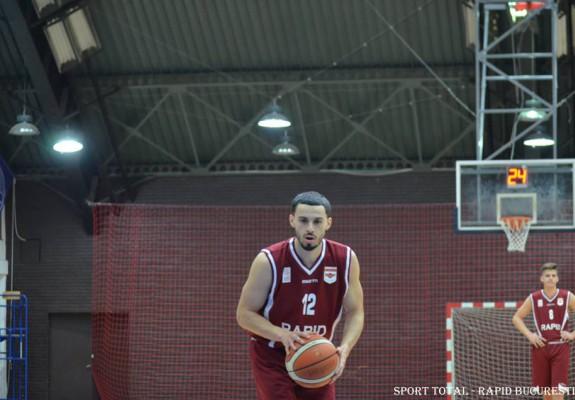 Michael Hope revine la Rapid București
