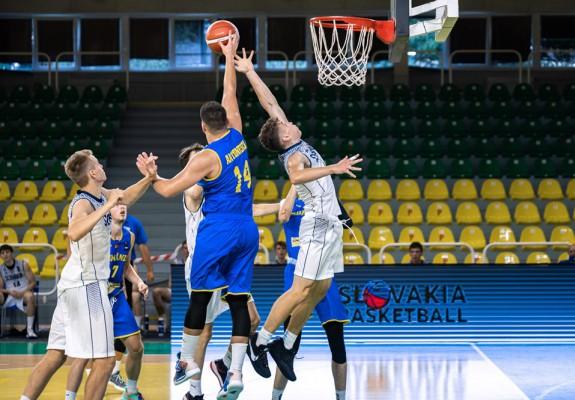 România, înfrângere cu Slovacia la FIBA U18 Challenger