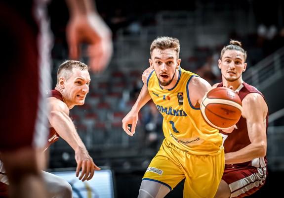 România nu a avut nicio șansă în fața Letoniei