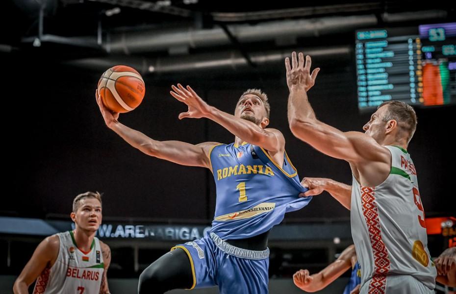 România, obligată să câștige la peste 5 puncte partida cu Belarus
