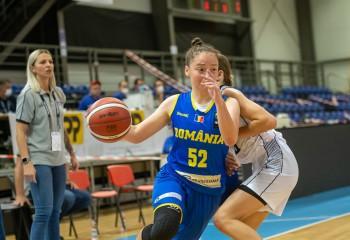 România, înfrângere la un punct cu Slovacia în cadrul FIBA U16 Women's European Challenger