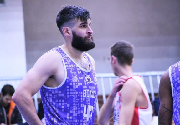 Maksim Sturanovic rămâne pentru încă un sezon la BCM U Pitești