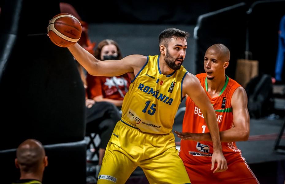 România și-a aflat adversarii din pre-calificările pentru EuroBasket 2025