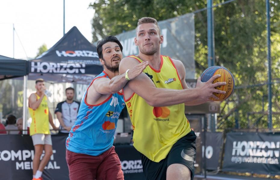 Se decid campionii: Finala Raiffeisen Bank Sport Arena Streetball 2021