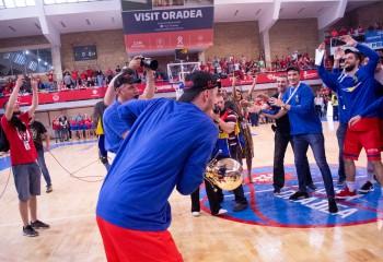 CSM CSU Oradea a anunțat despărțirea de Muhamed Pasalic