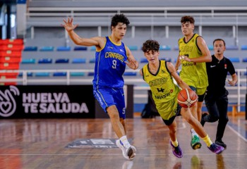 Andreas Blidaru a cucerit titlul în Spania la categoria U16