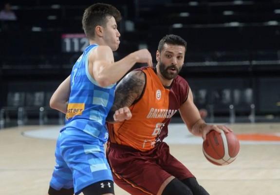 CSO Voluntari a remizat în amicalul de gală cu Galatasaray Istanbul