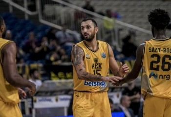 """Linos Chrysikopoulos, înainte de duelul cu U-BT: """"Cred că suntem la un nivel bun"""""""