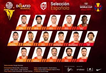 Spania a anunțat lotul preliminar pentru FIBA Basketball World Cup 2019