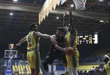 Victorie mare pentru U BT Cluj-Napoca în Grecia contra lui Peristeri
