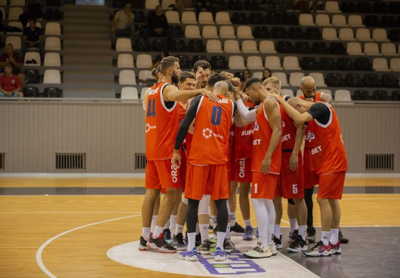 Victorie la limită pentru CSM CSU Oradea în fața lui Rilski Sportist