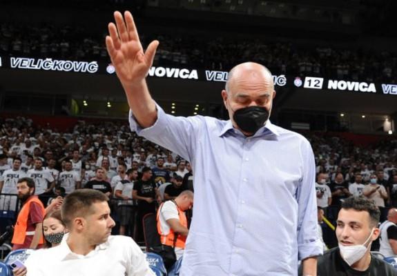 Dusko Vujosevic, primit cu aplauze în Stark Arena. Video