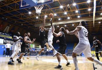 U-BT Cluj trece de Fribourg și va juca în grupele Basketball Champions League
