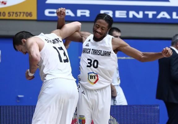 U-BT Cluj va juca în Grupa G din FIBA Basketball Champions League