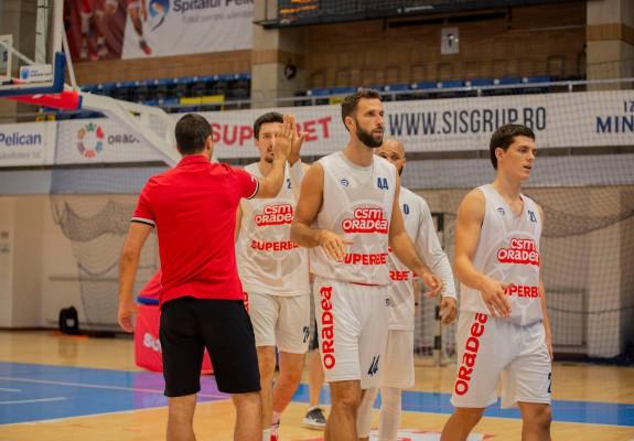 """CSM CSU Oradea a câștigat Memorialul """"Antonio Alexe"""""""