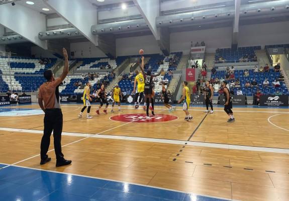 BC CSU Sibiu a încheiat cu o înfrângere perioada de pregătire