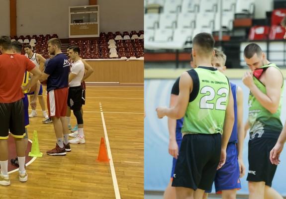 Rapid București și Athletic Constanța se duelează în Cupa României