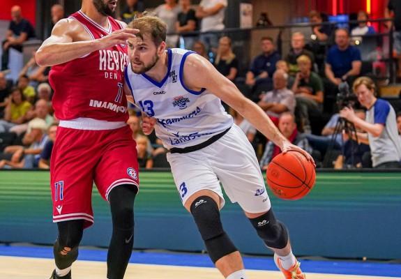 Debut nefast pentru Dragoș Diculescu în BNXT League