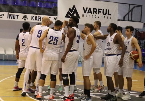 CSO Voluntari luptă în Olanda pentru calificarea în FIBA Europe Cup