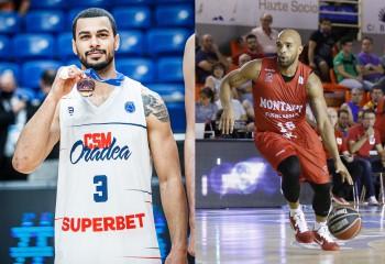 Aaron Broussard și Gregory Vargas, remarcați pe site-ul FIBA
