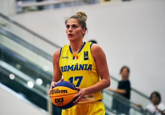 Alexandra Uiuiu s-a retras de la naționala României