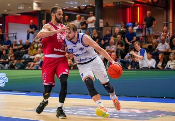Prima victorie pentru Dragoș Diculescu în Liga BNXT