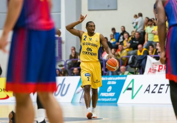 Kevin Hardy se desparte de BC CSU Sibiu