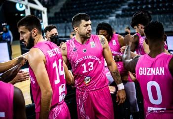 U-BT Cluj, în top 10 în power ranking-ul Basketball Champions League