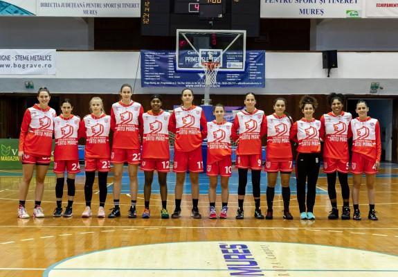 Rezultatele etapei secunde a Ligii Naționale de Baschet Feminin
