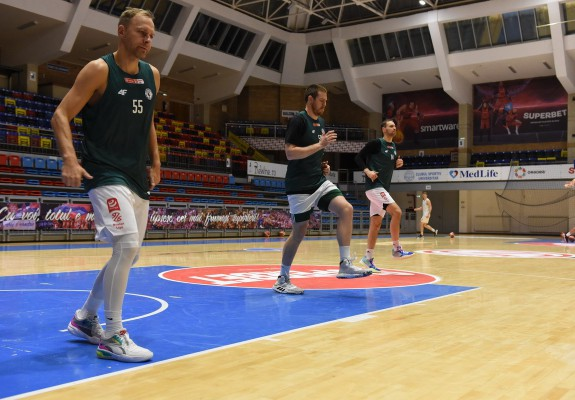 Prezentarea Legiei Varșovia, prima adversară a Oradiei din FIBA Europe Cup