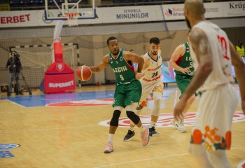 CSM CSU Oradea, debut cu stângul în FIBA Europe Cup