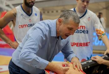 """Achim, după înfrângerea cu Legia: """"Din păcate, nu ne regăsim"""""""