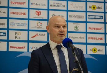 """Kaminski, antrenorul Legiei: """"Am făcut niște modificări la sistemul de joc"""""""