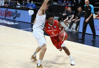 Ciprian Stoica a arbitrat în prima etapă din FIBA Europe Cup